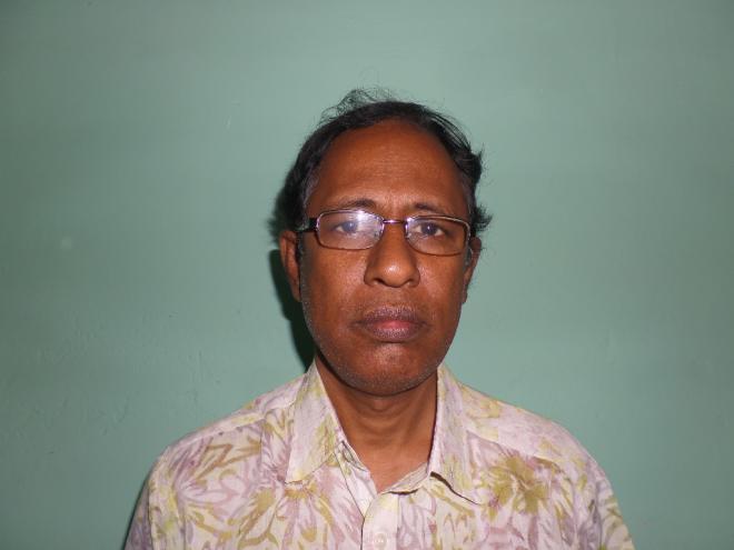 মোঃ হুমায়ুন কবির, চীফ ইন্সট্রাক্টর